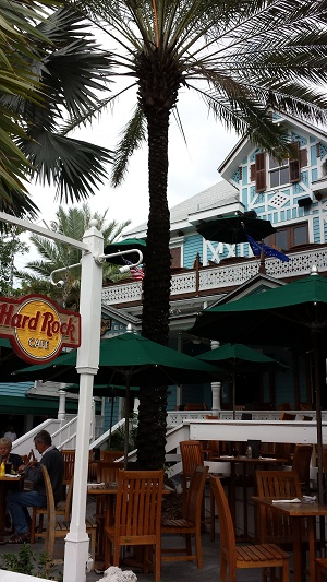 Key West Style meets Hard Rock